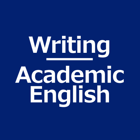 Writing – Academic English